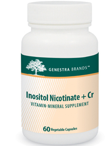 Inositol Nicotinate + Cr