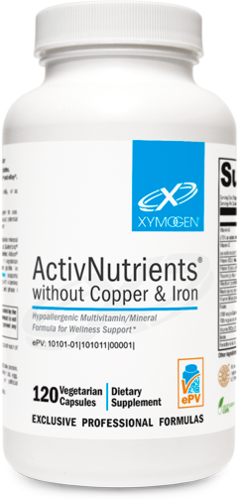 ActivNutrients W/out Copper & Iron