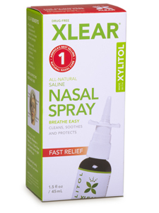 XLear Nasal Spray w/ Xylitol (1.5 oz)