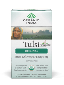 Tulsi Original -Stress Relieving Tea (18 bags)