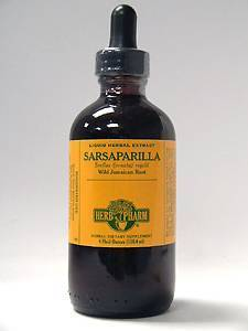 Sarsaparilla Whole Root (4 fl oz)