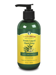 Neem Hand Soap Original (8 fl oz)