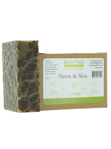 Neem Aloe Soap (3.5 oz)