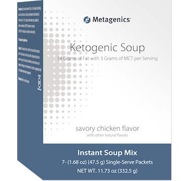 Ketogenic Savory Chicken Soup (7 pac)